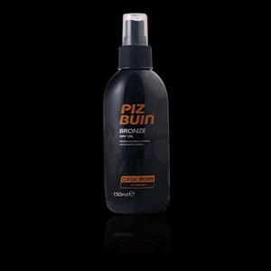 Imagen de PIZ BUIN TANNING BRONZE dry oil spray 150 ml