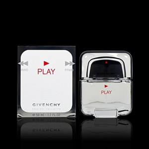 PLAY eau de toilette vaporizador 50 ml