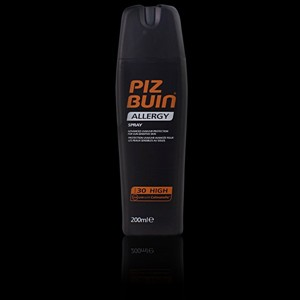 Imagen de PIZ BUIN ALLERGY spray SPF30 200 ml