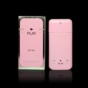 Imagen de PLAY FOR HER eau de perfume vaporizador 50 ml