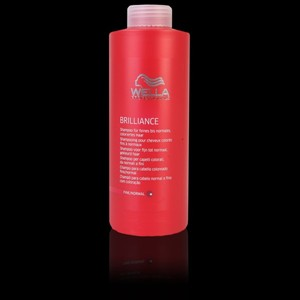 BRILLIANCE shampoo fine/normal hair 1000 ml