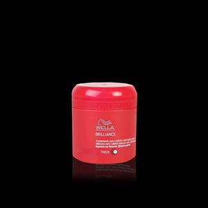 Imagen de BRILLIANCE mask coarse hair 150 ml