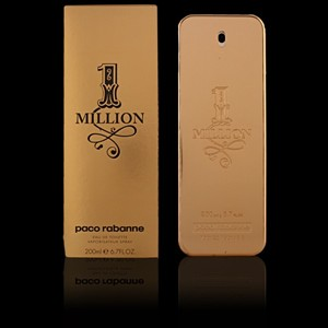Imagen de 1 MILLION eau de toilette vaporizador 200 ml