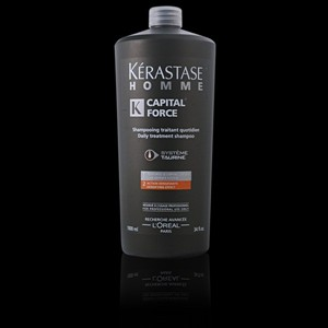 Imagen de HOMME CAPITAL FORCE bain densifiant 1000 ml