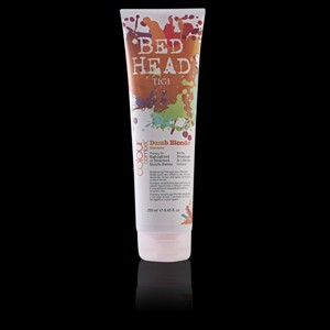 Imagen de BED HEAD DUMB BLONDE shampoo damaged hair 250 ml