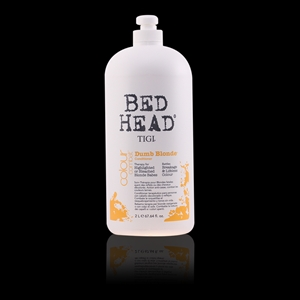 Imagen de BED HEAD COLOR GODDESS dumb blonde conditioner 2000 ml